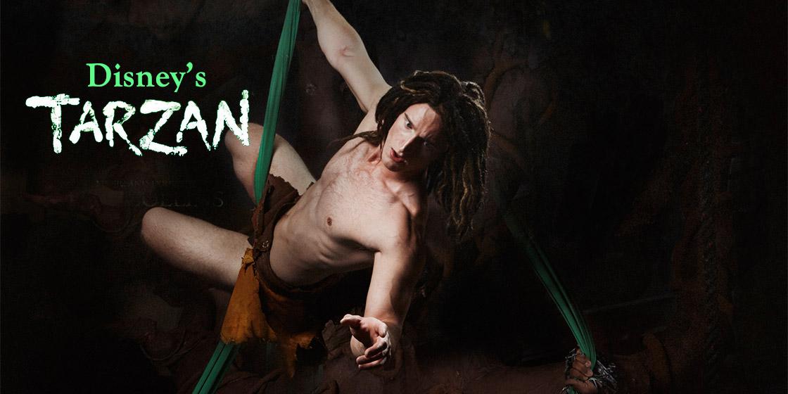 'Disney's Tarzan' Swings into Town June 25