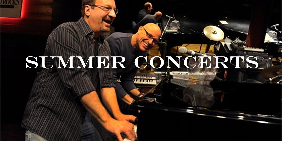 'Dueling Pianos' Will Kick Off Free Summer Concert Series