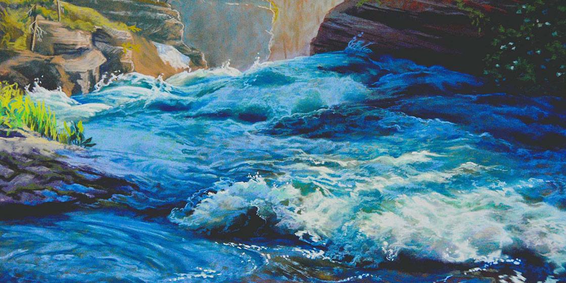 'Endangered Landscape' Art Exhibit Opens Sept. 26