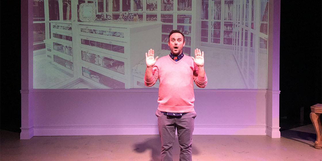 'Buyer & Cellar' an Irresistible One-Man Show