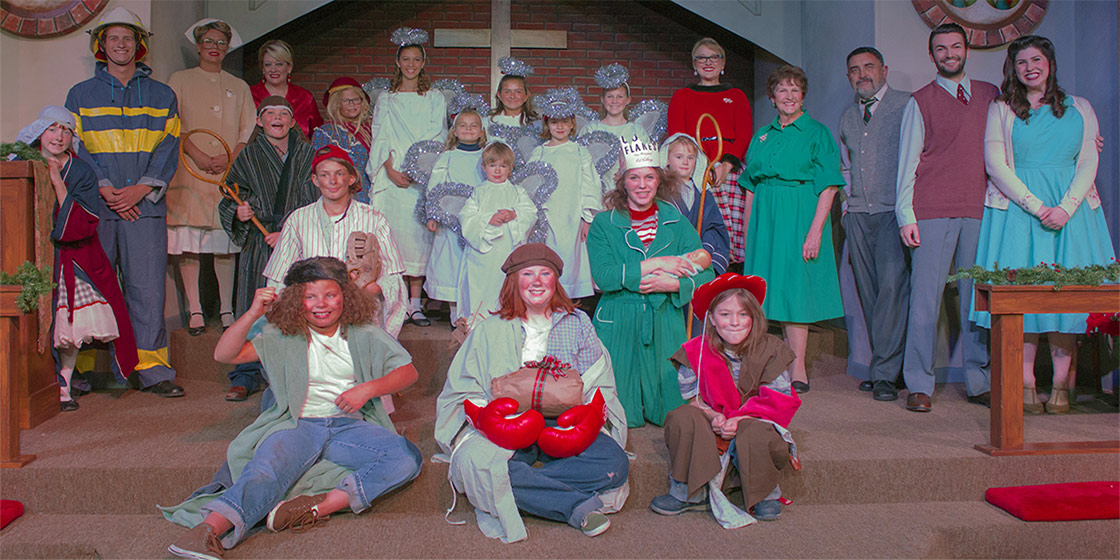 A Holiday Treat: BEST CHRISTMAS PAGEANT EVER