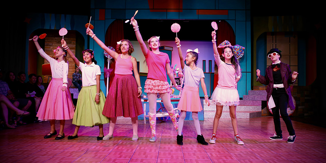 Sign Your Kids Up Now for Youth Conservatory Classes