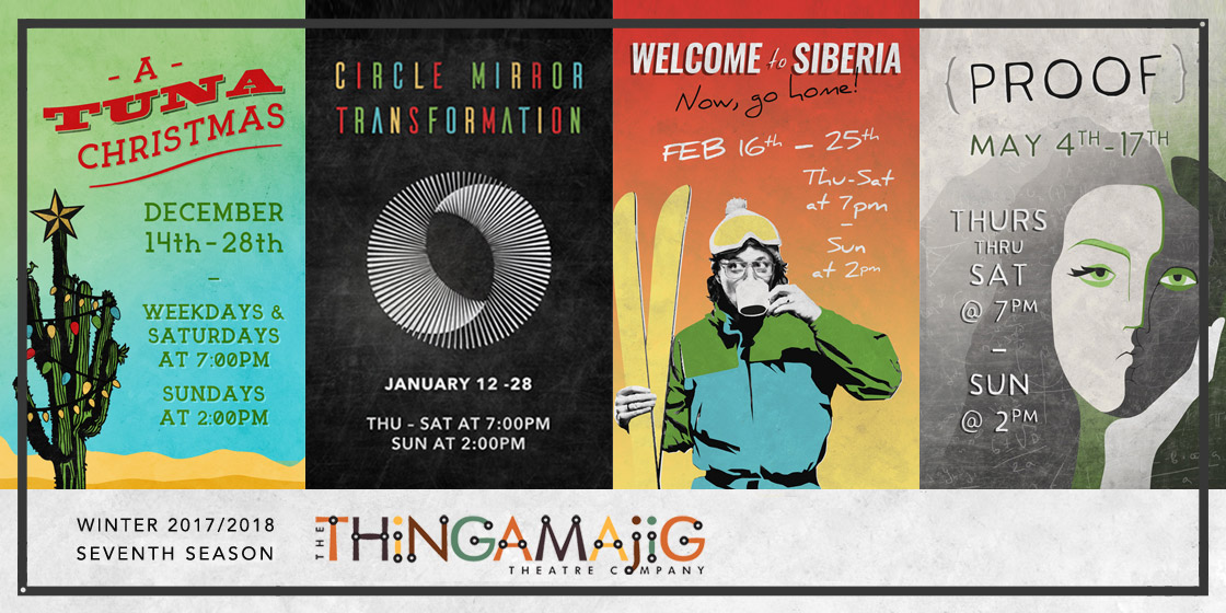 Thingamajig Theatre Winter Season