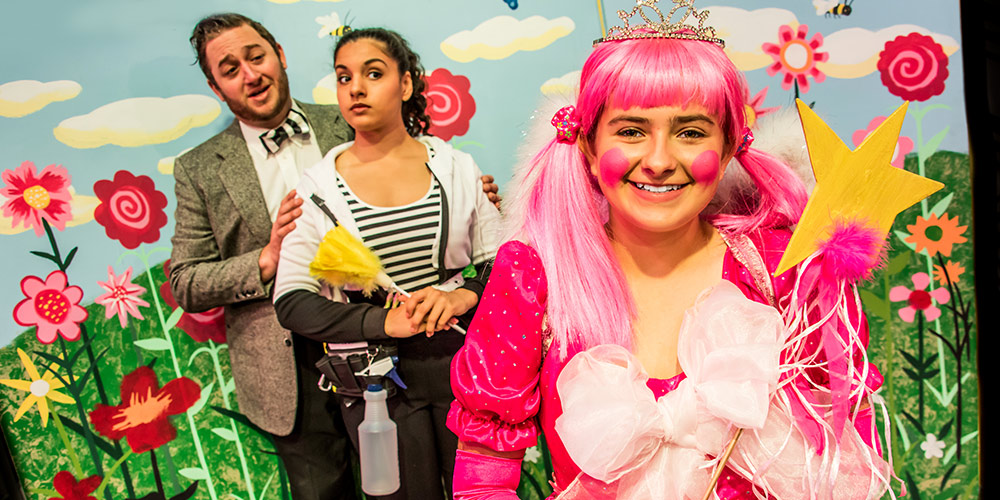 Teen ThingamaWHOs Production 'Pinkalicious' Opens July 7