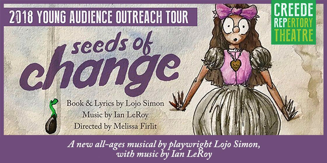 Free Showing of Creede Theatre's 'Seeds of Change' at PSCA, Nov. 16