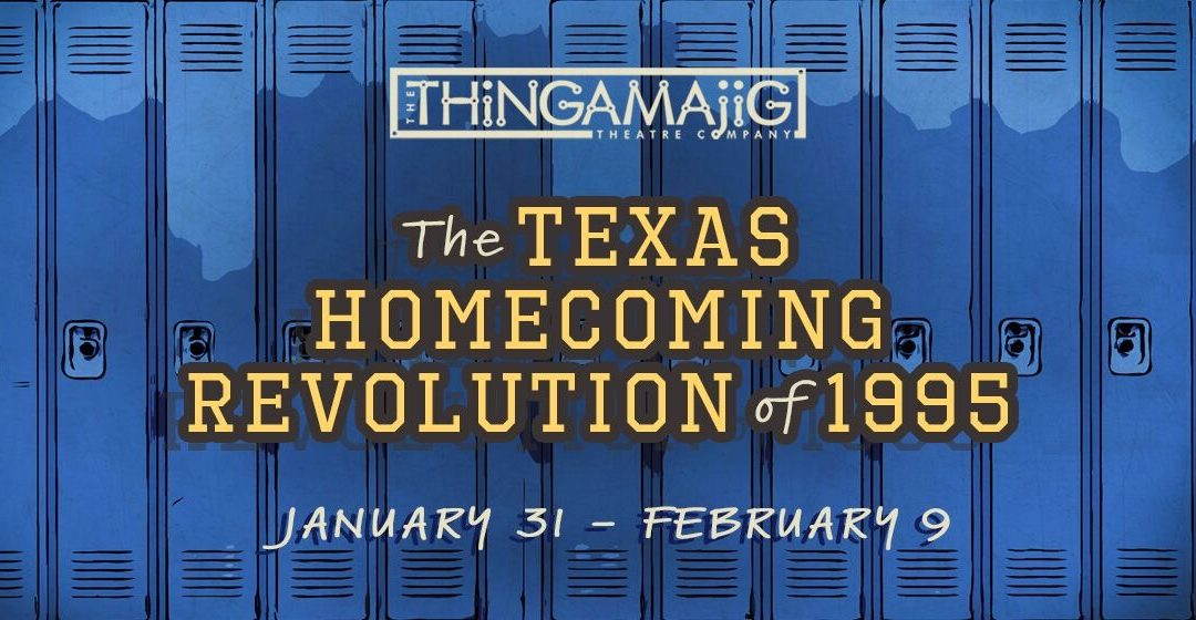 The Texas Homecoming Revolution of 1995