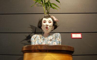IN THE GALLERY: Sculptor Tanya Quinn, Summer 2021